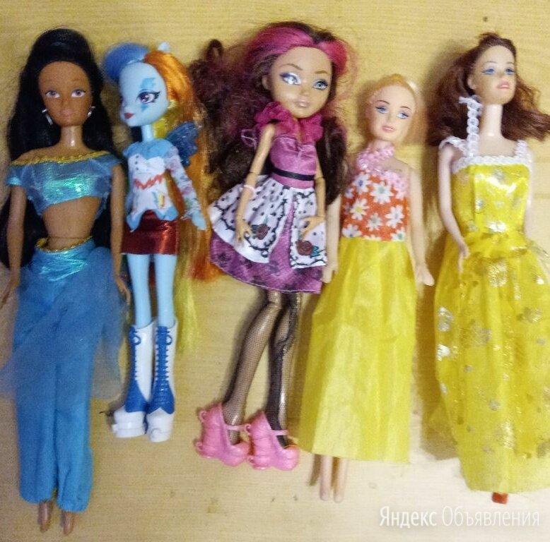 Куклы в ассортименте 2 по цене 30₽ - Куклы и пупсы, фото 0