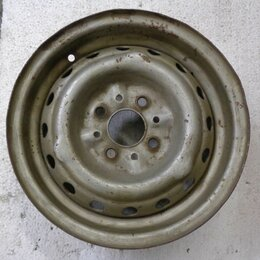 Шины, диски и комплектующие - Диск колесный r13 на ваз. посадочные размеры 4х98  J 5,0, 0
