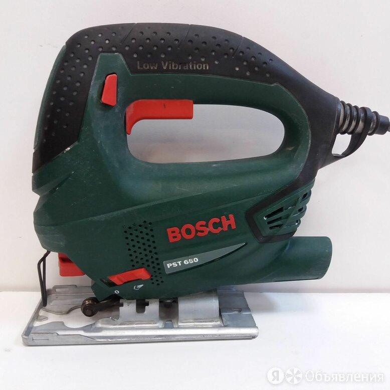 Лобзик Bosch PST 650  по цене 2800₽ - Лобзики, фото 0