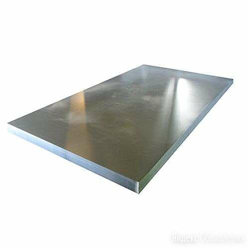 Нержавеющая плита 12Х18Н10Т  по цене 113592₽ - Металлопрокат, фото 0