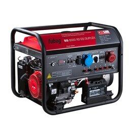 Электрогенераторы и станции - Генератор бензиновый Fubag BS 8500 XD ES DUPLEX, 0