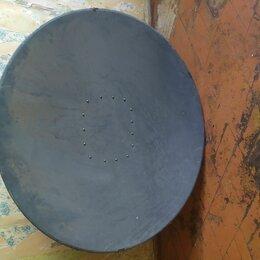 Спутниковое телевидение - Тарелка спутниковая большая, 0