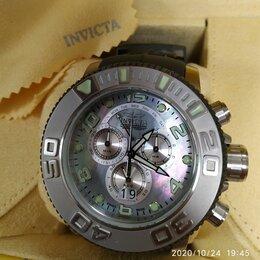 Наручные часы - Часы Invicta master of the oceans, модель 0861, новые, оригинал., 0
