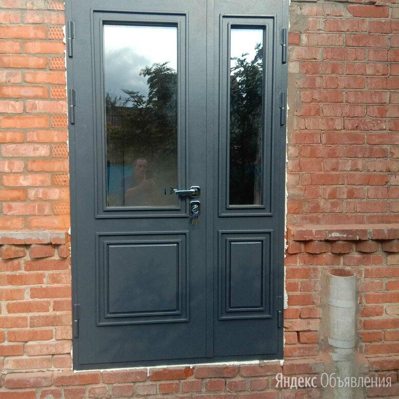 Дверь входная АНГЛИЯ стальная изготовление  по цене 60000₽ - Входные двери, фото 0