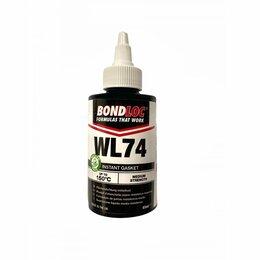 Изоляционные материалы - Анаэробный герметик для жестких фланцев Bondloc WL74, 0