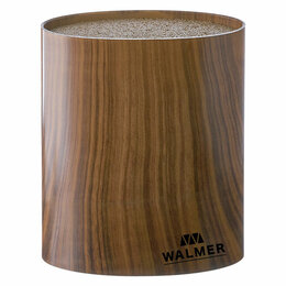 Уголки, кронштейны, держатели - Подставка для ножей - W08002203 Подставка для ножей овальная Wood, 16x7x16 см, 0
