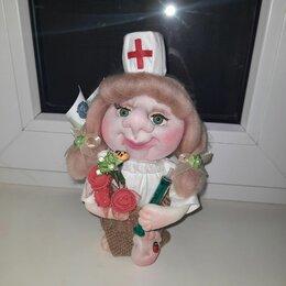 Сувениры - Капроновая кукла медсестра, 0