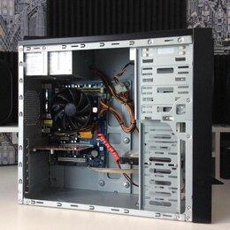 Настольные компьютеры - Системный блок 2 ядра 2.8GHz/4gb/видеокарта 512mb, 0