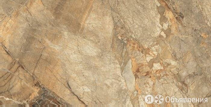 Керамогранит Seron Breccia Sandy B Glossy 80x160 по цене 3547₽ - Плитка из керамогранита, фото 0