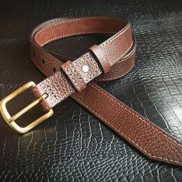 Ремни, пояса и подтяжки - Женский кожаный ремень ручной работы, 0