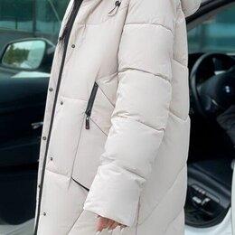 Пальто - Женское болоньевое пальто евро-зима р-ры 46-60, 0