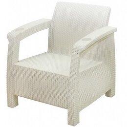 Кресла и стулья - Кресло  Single Seat Белое, 0
