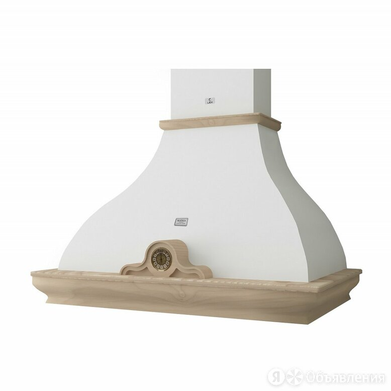 Вытяжка классическая 90 см Lex NAPOLI 900 White по цене 35990₽ - Мебель для кухни, фото 0