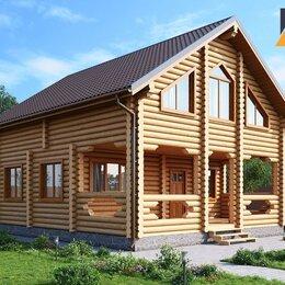 Готовые строения - Дом из бревна об-177 133 м², 0