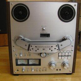 Музыкальные центры,  магнитофоны, магнитолы - Катушечный магнитофон akai gx-635d, 0