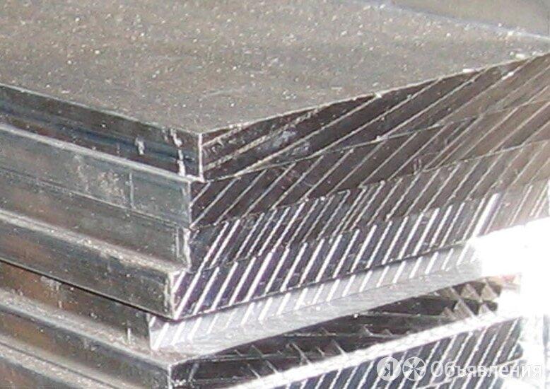 Полоса алюминиевая 4х35 мм АД0 ГОСТ 15176-89 по цене 121600₽ - Металлопрокат, фото 0