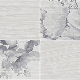 Плитка ПВХ - AXIMA Плитка настенная Axima Эдельвейс Цветы 25х50, 0