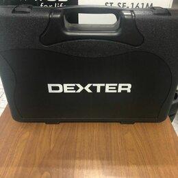 Наборы инструментов и оснастки - Набор инструментов  Dexter 108 предметов новый, 0