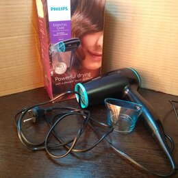 Фены и фен-щётки - Фен philips essential care ionic, 0