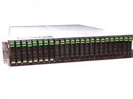 """Кронштейны, держатели и подставки - Дисковая полка 2U Fujitsu 24 x2.5"""" для СХД…, 0"""
