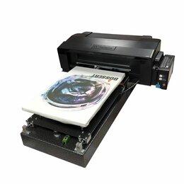 Полиграфическое оборудование - Текстильный принтер  для печати на одежде А3+, 0