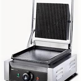 Электрические грили и шашлычницы - Гриль контактный Hurakan HKN-PE22L, 0