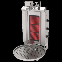 Электрические грили и шашлычницы - Гриль для шаурмы TATRA TDM E 3T (Турция), 0