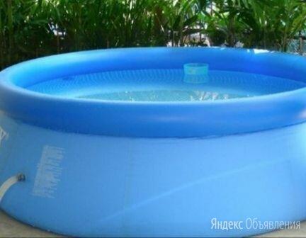 Бассейн с фильтр насосом  по цене 6000₽ - Бассейны, фото 0