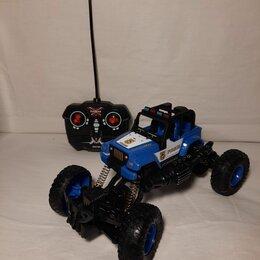 Радиоуправляемые игрушки - Джип на радио-управлении, 0