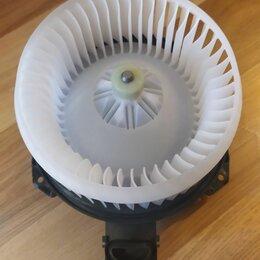 Отопление и кондиционирование  - Вентилятор отопителя тойота оригинал 87103-02200, 0