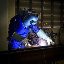 Электросварщики - Электрогазосварщик на автоматических и полуавтоматических машинах. 3-5 разряд, 0
