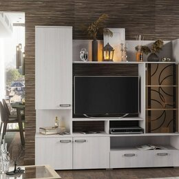 Шкафы, стенки, гарнитуры - Гостиная сиена , 0