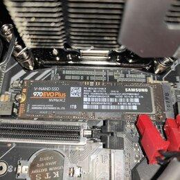 Внешние жесткие диски и SSD - 1000 гб SSD M.2 Samsung 970 EVO Plus, 0