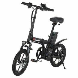 Мототехника и электровелосипеды -  электровелосипед iconBIT E-Bike K216 350W 48В 10А/ч  складной, 0