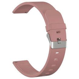 Ремешки для умных часов - Ремешок силиконовый Huawei Watch GT Series Strap 20мм (pink), 0