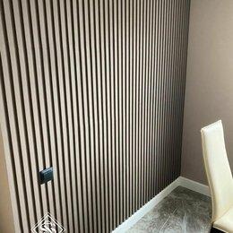 """Стеновые панели - 3D Гипсовые панели """"SanDy Stone"""", 0"""