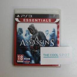 Игры для приставок и ПК - Игра Assassin's creed для Playstation 3, 0