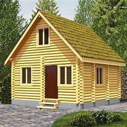 Архитектура, строительство и ремонт -  Проекты домов из бруса, 0