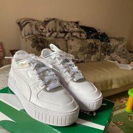 Обувь для спорта - Кроссовки кеды женские Puma Cali sport, 0