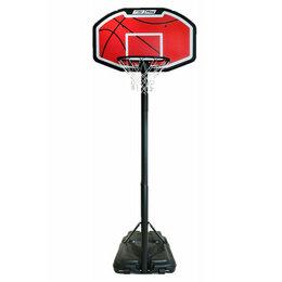 Стойки и кольца - Баскетбольная стойка Standart 019 (высота 230-305 см, р-р. щита 109x71x3 см, ..., 0