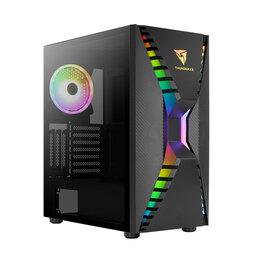 Корпуса - Компьютерный корпус AeroCool Cronus Black, 0