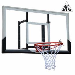 Стойки и кольца - Баскетбольный щит DFC BOARD50A 127x80cm акрил (два короба), 0