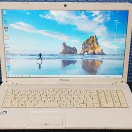 """Ноутбуки - Ноутбук Toshiba 17.3"""" (B950/4GB/500GB/Intel HD), 0"""