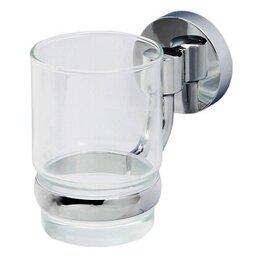 Электрические зубные щетки - WasserKRAFT  Стакан для зубных щёток настенный 1-ый  WasserKraft К - 6228 Rhein, 0