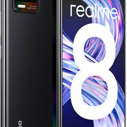 Мобильные телефоны - Realme 8 6/128Gb Cyber Black, 0