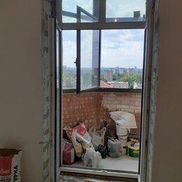 Окна - Оконный проем на балкон 2шт., 0