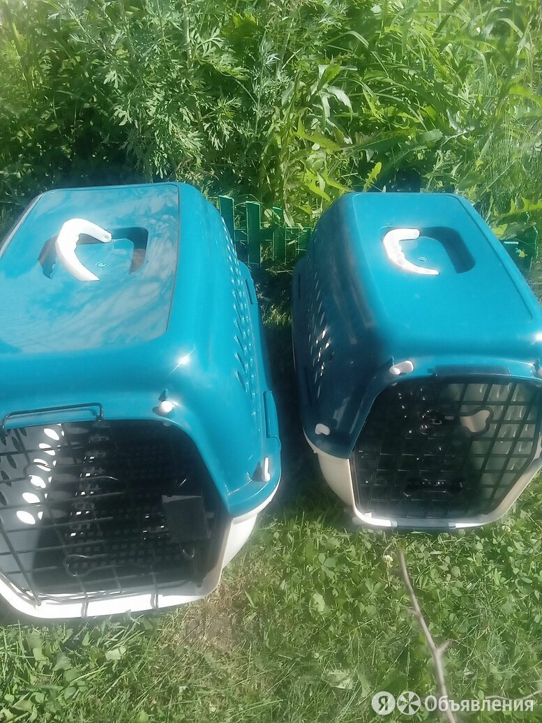 Продам переноски для животных.  по цене 2000₽ - Транспортировка, переноски, фото 0