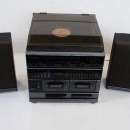 Музыкальные центры,  магнитофоны, магнитолы - Музыкальный центр crown mc-k20, 0