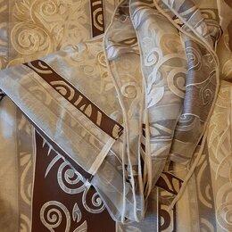 Ткани - Отрез на изтовление шторы- тюль, 0