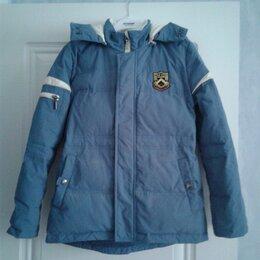 Куртки и пуховики - Пуховик / куртка / парка бренда Dear Deer на мальчика, 0